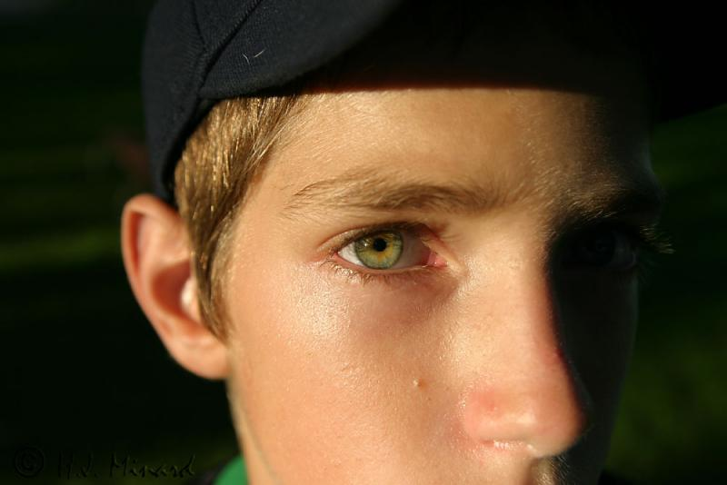 In Mikes Eye