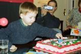 Rhett's 2nd Birthday -- Pittsburgh, January 2004
