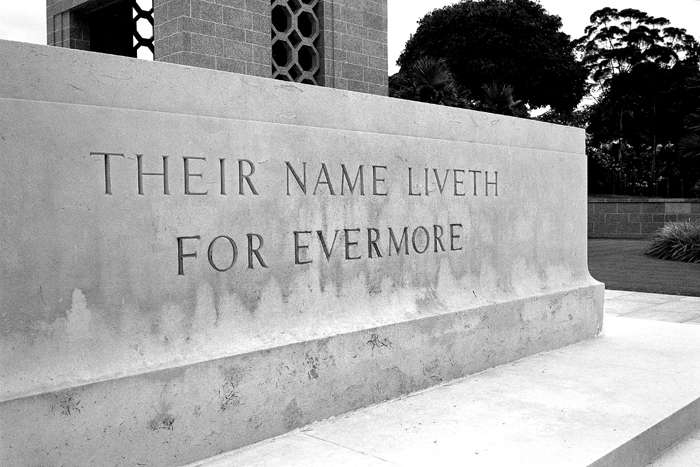 Their Name Liveth For Evermore II