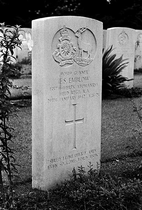 War Grave III