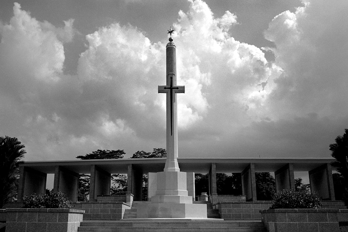 Cross of Sacrifice III