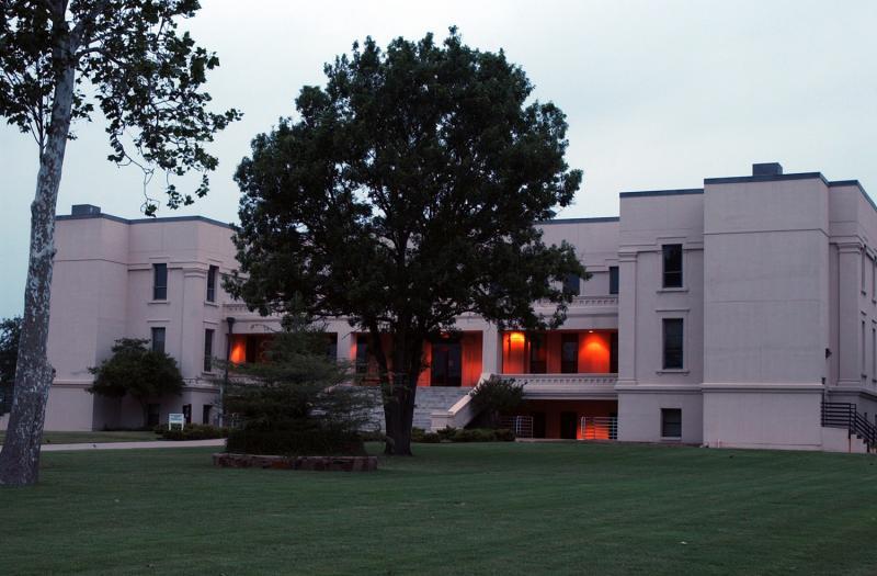 Luckett Hall