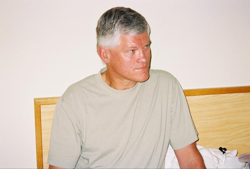 Larry Ham from Spokane, WA