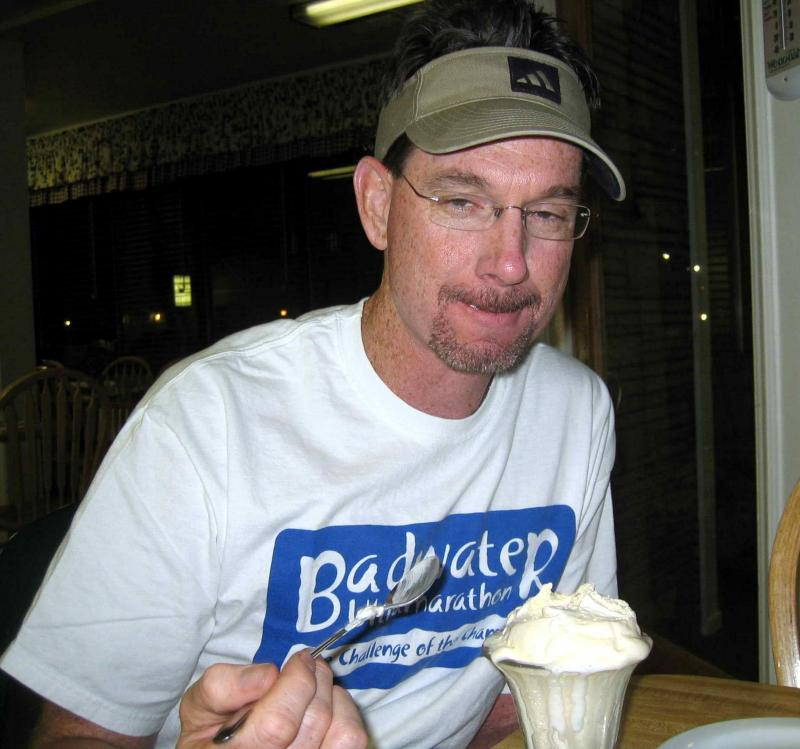 Runny ice cream still tastes good says Jeff