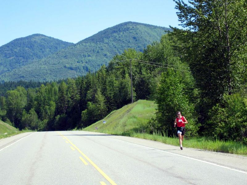 Lots of hilly opportunities through Canada