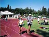 Next up, I paced David 38 miles to the finish line of his first Western States 3 weeks before Badwater