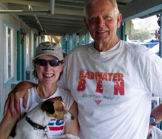 Ben and Denise Jones: an endless supply of caring and love