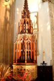 Font cover, St. Mary, Taunton
