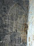 Medieval Graffiti, St. Mary, Isle abbots