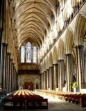 The Nave, Salisbury Cathedral