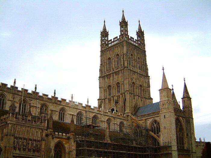 Gloucester Cathedral (Autumn 2003)