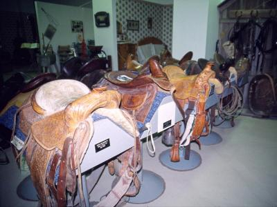 More Saddles