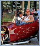 Two in a Hot Rod Snapshot