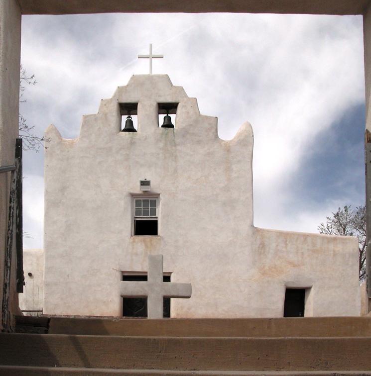 Saint Joseph Mission Church, Laguna Pueblo, NM
