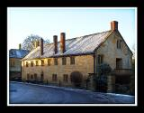 The old Court House, Martock