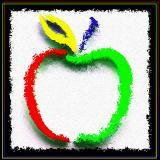 Apple logo (1752)