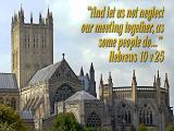 Hebrews 10v25
