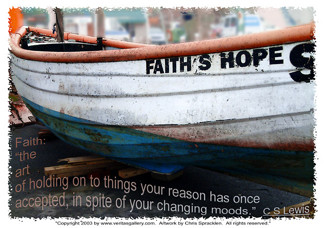 Faiths hope