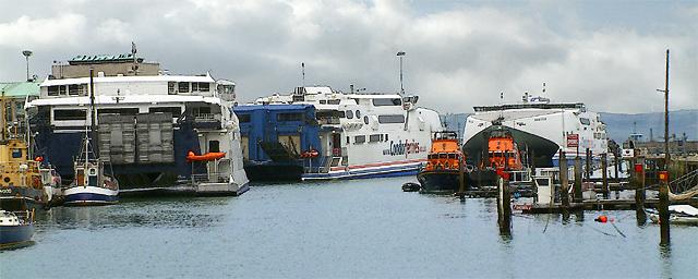 Condor ferries, Weymouth (1732)