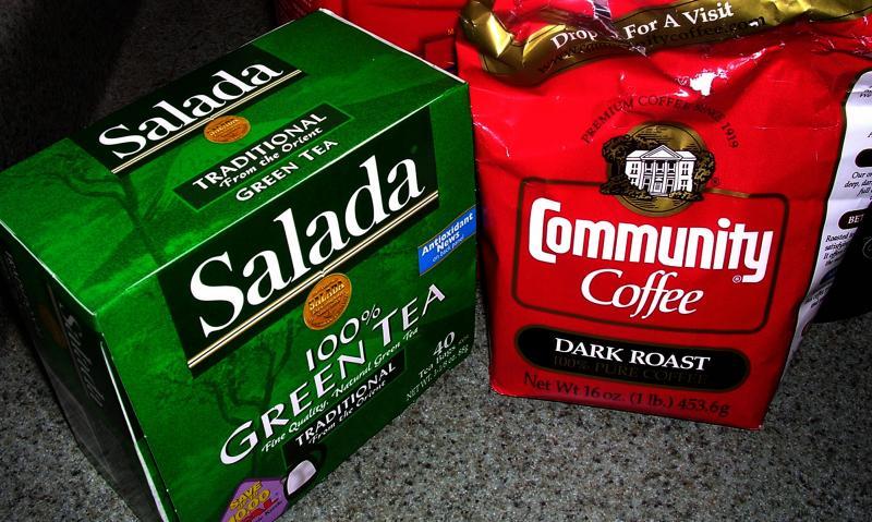 2-6-04  Coffee or Tea?