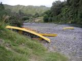 Hope our canoe is up high enough