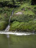 Waterfall & rapid