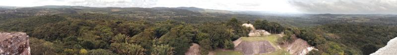 Xunantunich Panoramic (5 photo stitch)