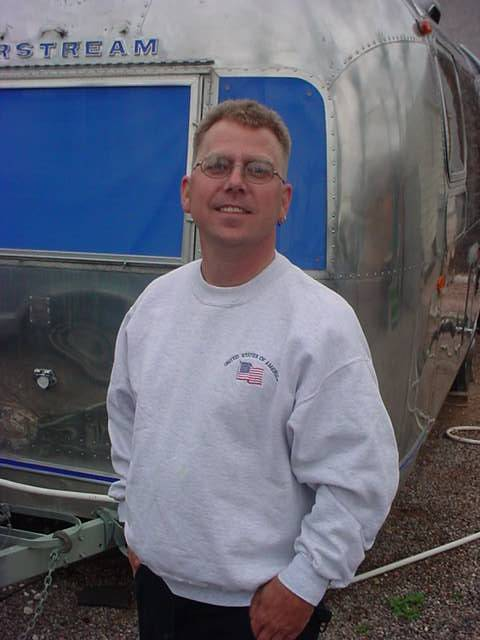 Jeffrey Louis and <br>the 1969 Airstream
