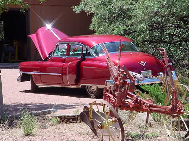 nice looking red 1953?