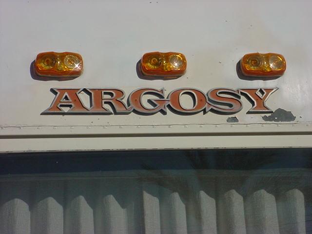 Argosy 19.5 foot trailer