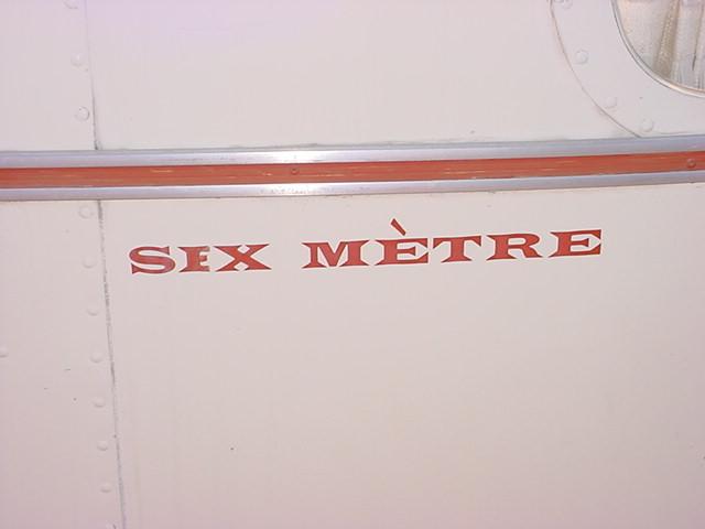 six Metre / 20 feet