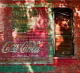 06 08 03  old cola sign on building, canon 10D.jpg