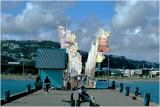 Celebrating the Wind at Petone Wharf
