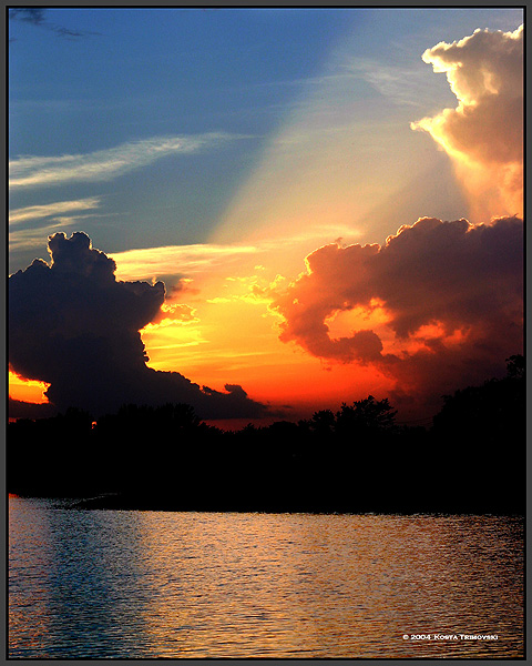 Frontal Cloud