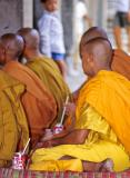 Thirsty Monks