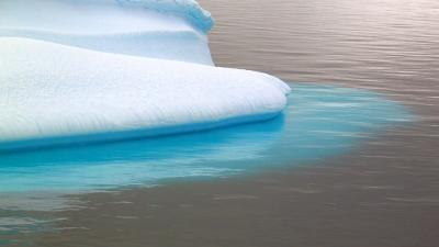 Blue Ice, Antarctica, 2004