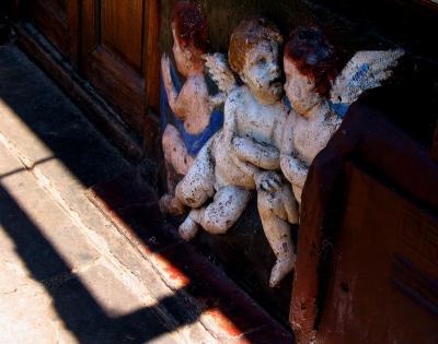 The Conspirators, La Boca, Buenos Aires, Argentina, 2004