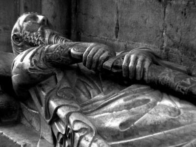 14th Century Tomb, The Se, Lisbon, Portugal, 2004