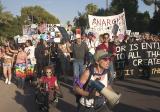 Protest in Tempe, AZ, 2004