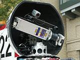 Sandstorm Robot Car's Laser Rangefinder