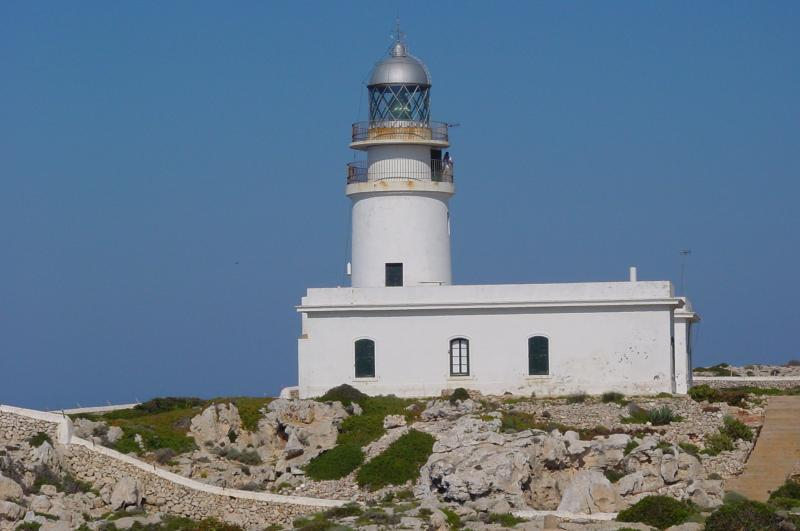 Lighthouse in the north