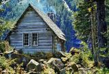 Cabin on Turner Lake