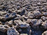 Devil's Golf Course (huge salt deposits)