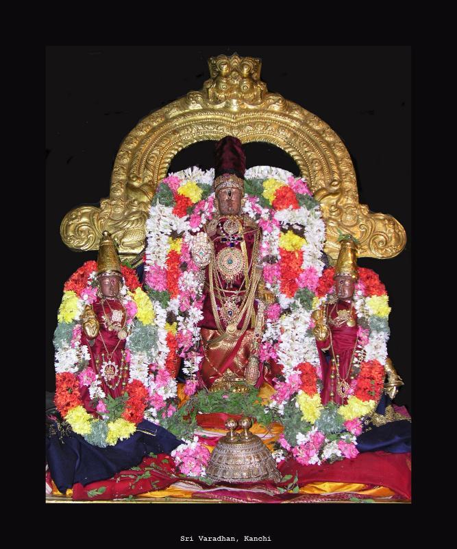 Varadhan Photo taken on 9th day of rA pathu 2004