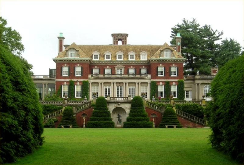 House at Old Westbury
