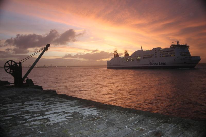 stenna ferry
