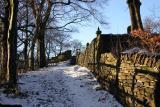 Holcombe churchyard