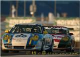 #00 Aussie Assault Porsche GT3 Cup: Craig Baird, marcus Ambrose, Paul Morris, John Teulan