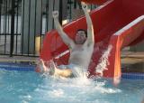 Steve Water Slide