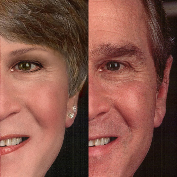 Extreme Makeover - G. Bush